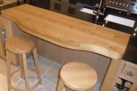 Timber Work Tops