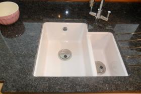 Granite Hob and Sink cutouts